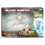 Limited Edition Silver Surfer - In Package - Walmart Exclusive