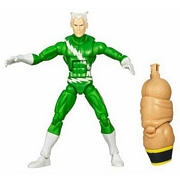 Hasbro Marvel Legends Wave Two - Quicksilver - Green Costume Variant