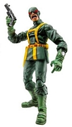 Hasbro Marvel Legends Wave Five - HYDRA Soldier - Angry Variant