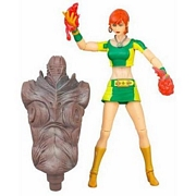 Hasbro Marvel Legends Wave Five - Marvel Girl - Rachel Grey
