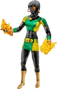 Hasbro Marvel Legends Wave Five - Marvel Girl - Packaging Variant