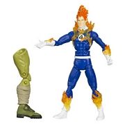 Hasbro Marvel Legends Wave Three - The Human Torch
