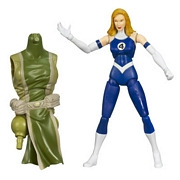 Hasbro Marvel Legends Wave Three - The Invisible Woman