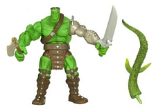 Hasbro Marvel Legends Wave Six - King Hulk Planet Hulk