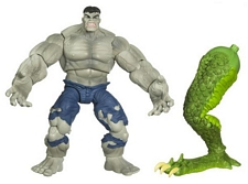 Hasbro Marvel Legends Wave Six - Savage Grey Hulk