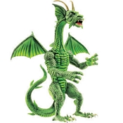 Hasbro Marvel Legends Wave Six - Fin Fang Foom - Build a Figure
