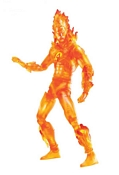 Hasbro Marvel Legends Wave Eight - The Human Torch