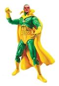 Hasbro Marvel Legends Wave Eight - The Vision