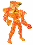 Hasbro Marvel Legends Wave Nine - Nemesis - Helmet open
