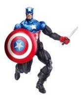 Hasbro The Return of Marvel Legends Wave Two Heroic Age Captain America Promotional Image