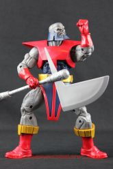 The Return of Marvel Legends Wave One Terrax Build-a-Figure