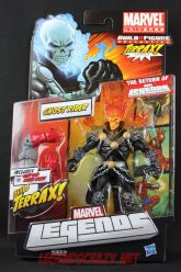 The Return of Marvel Legends Wave One Ghost Rider Variant Package