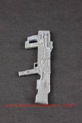 The Return of Marvel Legends Wave One Hope Summers Gun Accessory