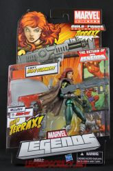 The Return of Marvel Legends Wave One Hope Summers Package Front