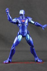The Return of Marvel Legends Wave One Extremis Iron Man Variant