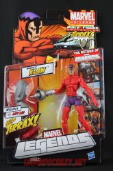 The Return of Marvel Legends Wave One Klaw Package Front