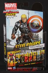 The Return of Marvel Legends Wave One Steve Rogers Package Rear