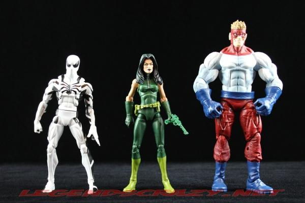 The Return of Marvel Legends Wave Two Arnim Zola Series Variants