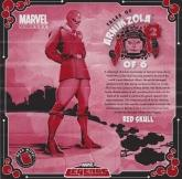 The Return of Marvel Legends Wave Two Thunderball Package Insert