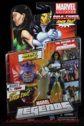 The Return of Marvel Legends Wave Two Madame Masque Package Front