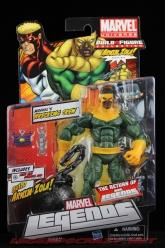 The Return of Marvel Legends Wave Two Thunderball Package Front