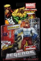 The Return of Marvel Legends Wave Two Piledriver Variant Package Front