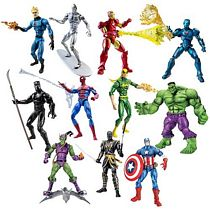Marvel Universe Wave Two - Revision One Group