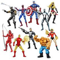 Marvel Universe Wave Three