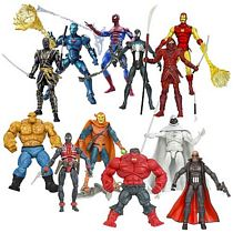 Marvel Universe Wave Four Group