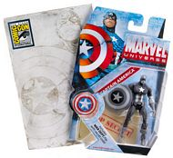 SDCC 2009 Captain America #0 Exclusive