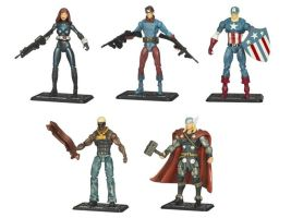 Marvel Universe Wave Seven Group