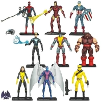 Marvel Universe Wave Eight Group
