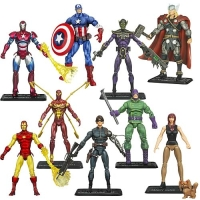 Marvel Universe Wave Nine Group