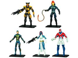 Marvel Universe Wave Ten Group