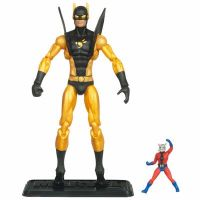 Yellowjacket and Ant-Man