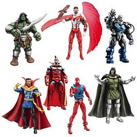 Marvel Universe Wave Fourteen Group