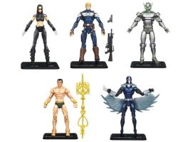 Marvel Universe Wave 15 Group