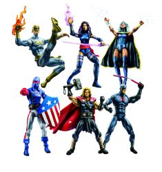 Marvel Universe Wave 17 Group