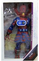 Masterworks Galactus Package Inside