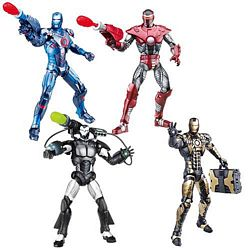 Iron Man Legends Wave Two Group