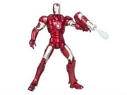 Red Repulsor Armor