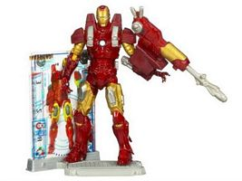 Iron Man Power Assault Armor