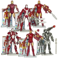 Iron Man 2 Wave Two Group