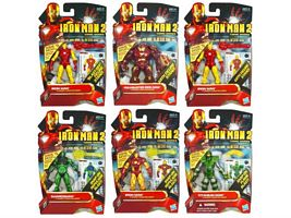Iron Man 2 Comic Series Wave One Group