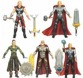 Thor Movie Wave One Group