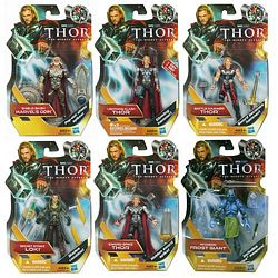 Thor Movie Wave One Group In Package