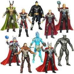 Thor Movie Wave Three Group
