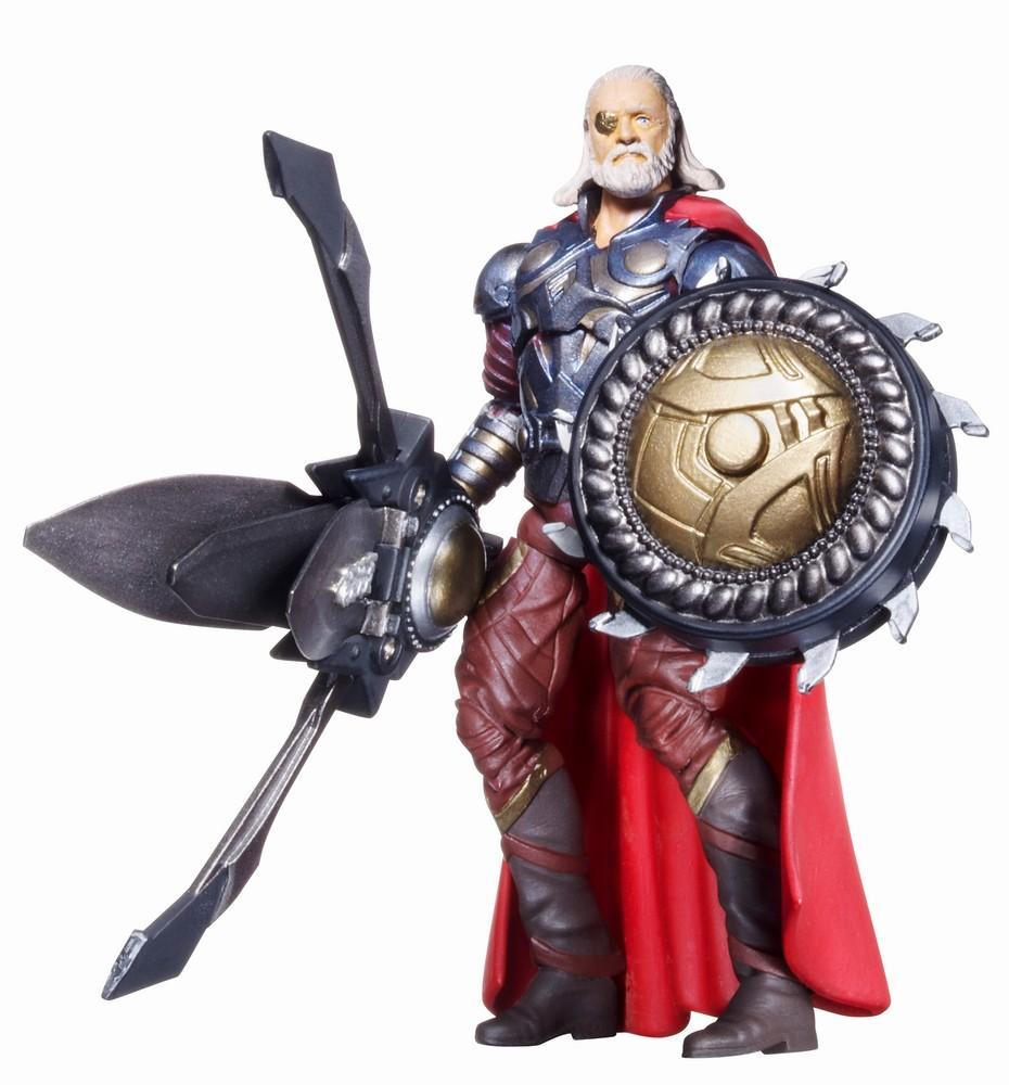 Hasbro Marvel Thor Movie Wave Three Legendscrazy Net