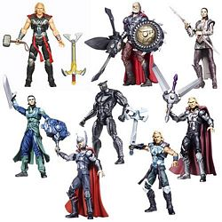 Thor Movie Wave Four Group