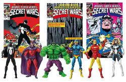 Secret Wars Comic Packs Wave Two Group